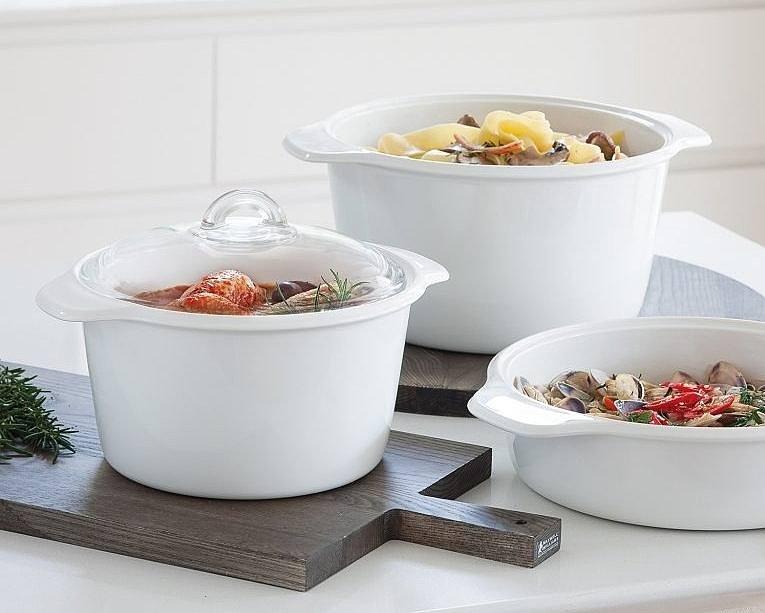 «Vitromax» - стеклокерамическая посуда для приготовления пищи.