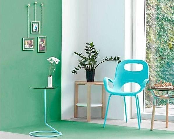 Стул дизайнерский oh chair
