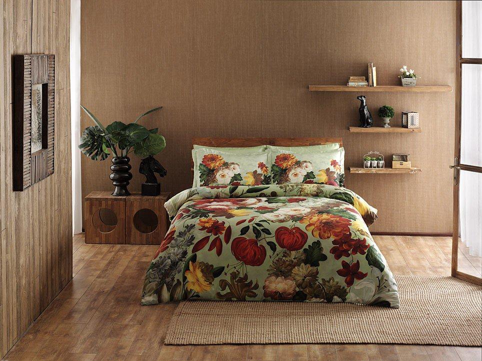 Комплект постельного белья TAC SATIN DIGITAL