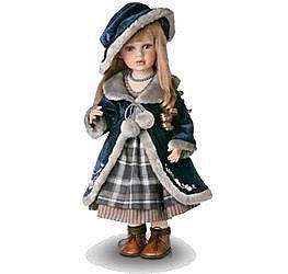 Поступление фарфоровых кукол!