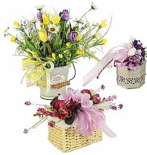 Поступление цветочных композиций и украшений от Ingroflor!