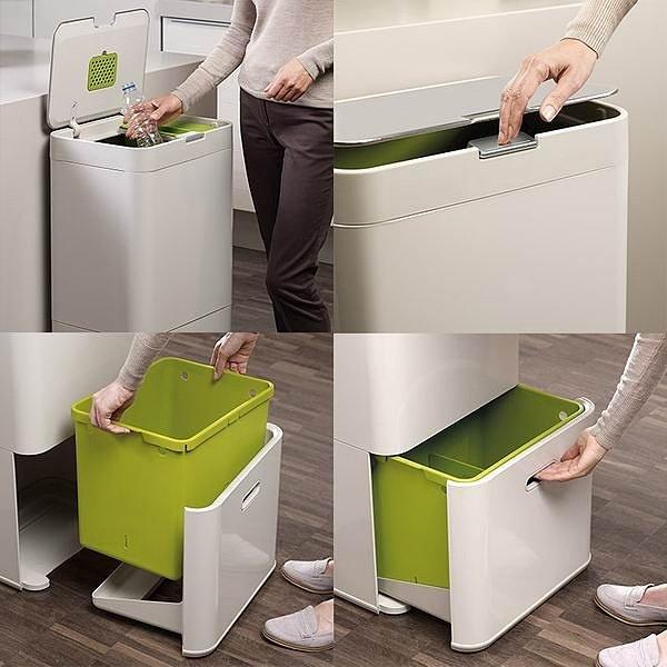 Контейнер для сортировки мусора Totem