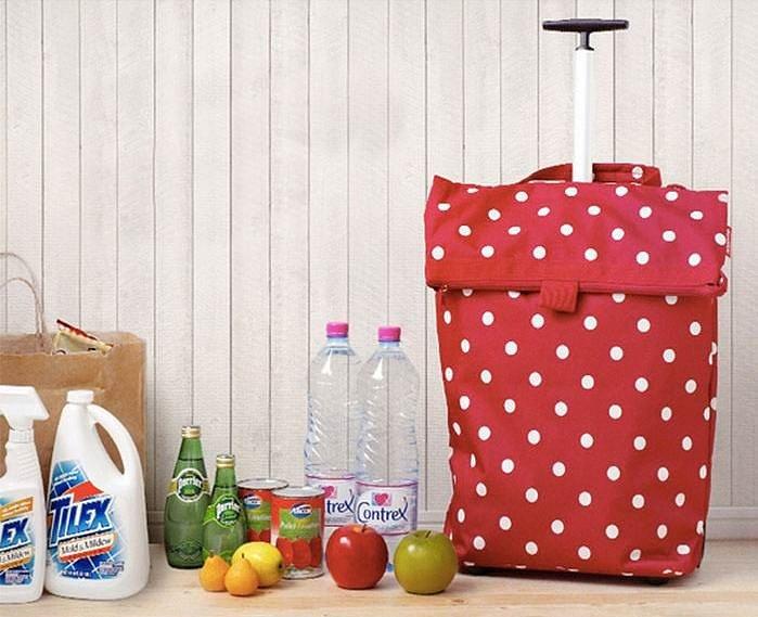 сумки-тележки