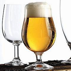 Поступление стеклянных бокалов и стаканов из Германии.