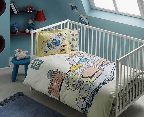 Комплект постельного белья для новорожденных TAC