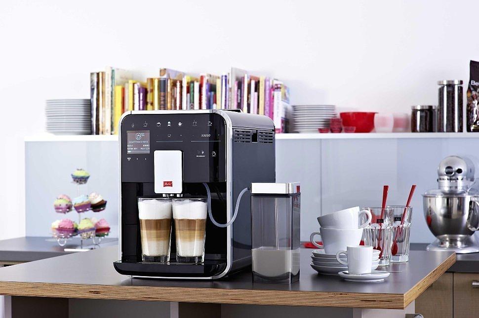 Автоматическая кофемашина CAFFEO