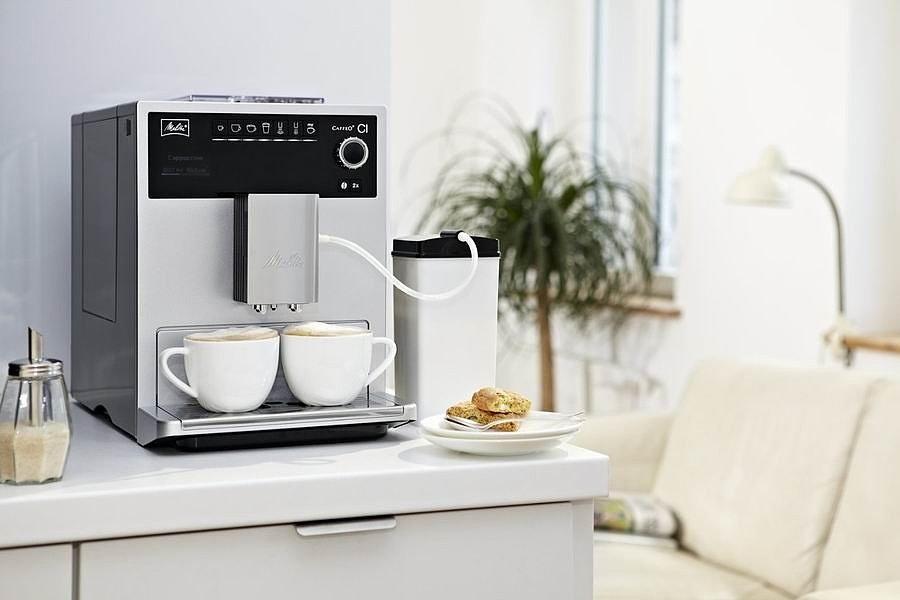 Автоматическая кофемашина