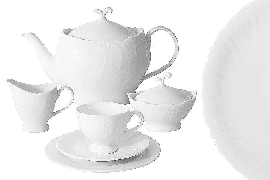 "Чайный сервиз на 6 персон ""Белый город"" Emerald"