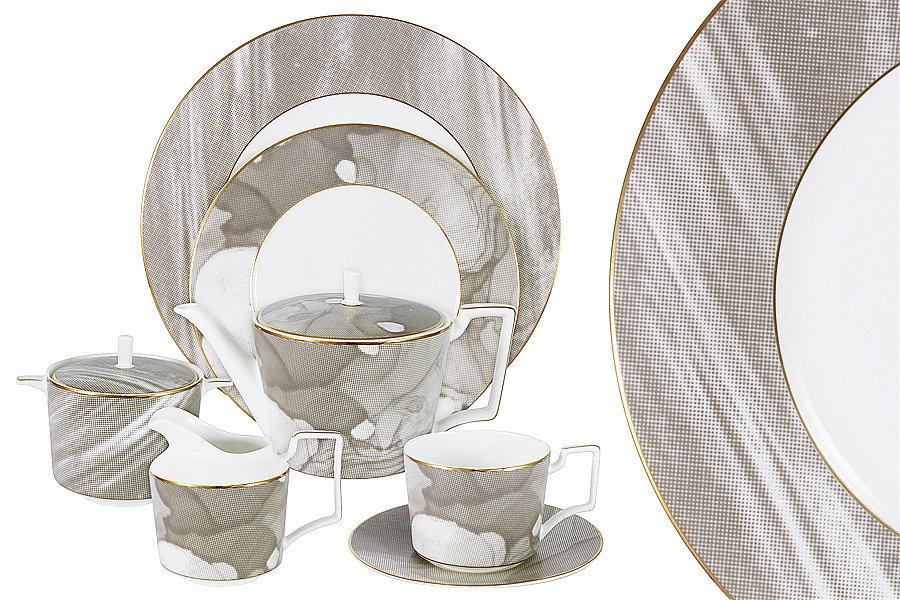 Чайный сервиз на 12 персон Naomi