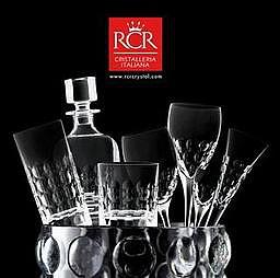 Пополнение коллекции RCR Cristalleria (Италия)