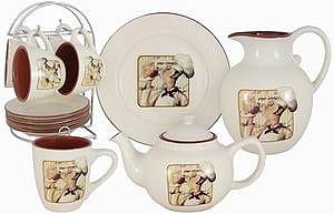 Новые серии керамической посуды от бренда Terracotta