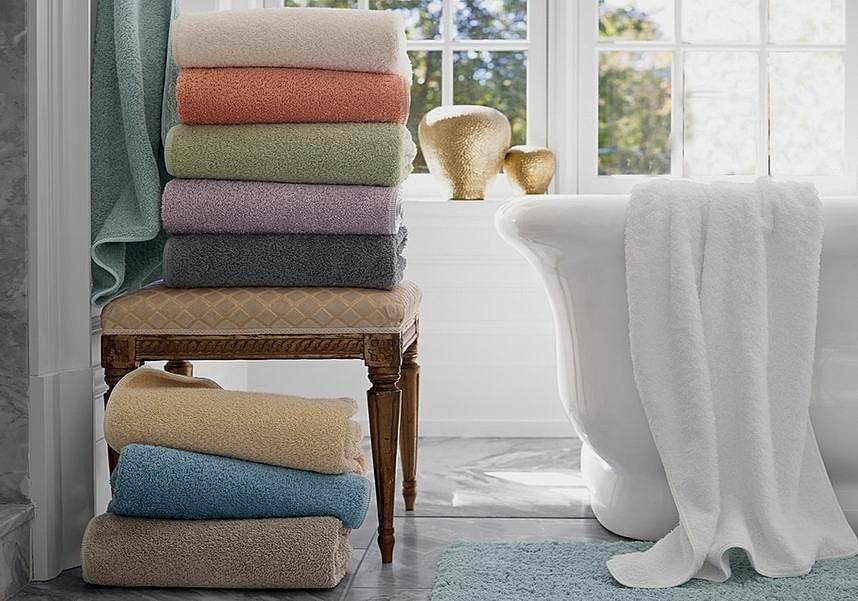 полотенца ванные