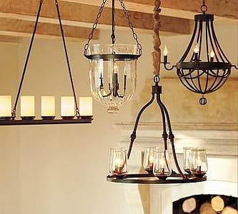 Светильник для стильной комнаты