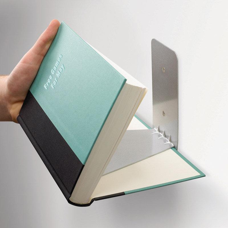 Полка из книги своими руками