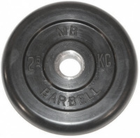 Barbell диски 2,5 кг 31 мм