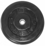 Barbell диски 10 кг 31мм